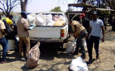 Zambia Chapter COVID-19 Household Pickup #120 (Waste)