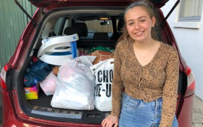Australia Chapter COVID-19 Household Pickup #114 (Books, Toys, Clothes)
