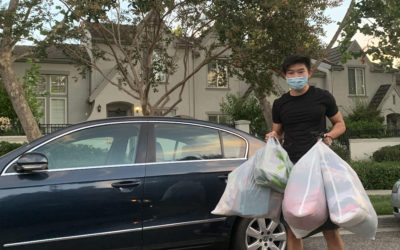 San Jose Chapter COVID-19 Household Pickup #115 (Clothes, Books)