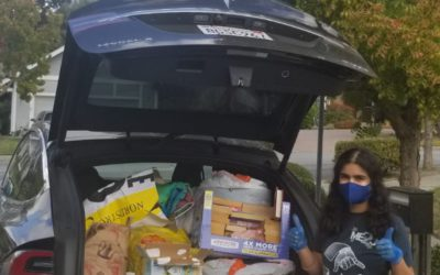 Fremont Chapter COVID-19 Household Pickup #124 (Books, Clothes, Toys, Shoes, Misc. Items)