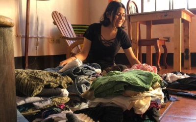 Nicaragua Chapter COVID-19 Household Pickup #130 (Clothes)
