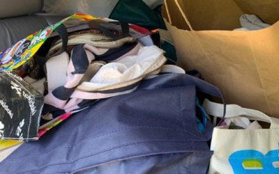 Los Angeles Chapter COVID-19 Household Pickup #136 (Clothes)