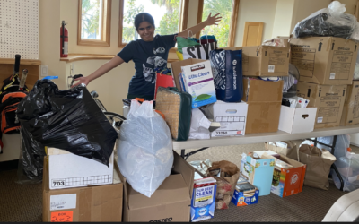 Fremont Chapter COVID-19 Household Pickup #142 (Books, Clothes, Toys, Shoes, Misc. Items)