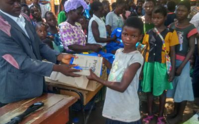 Malawi Chapter COVID-19 Household Pickup #148 (Books)